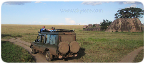 Sky of Serengeti Safaris