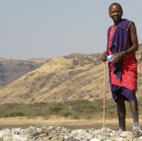 Shiro, Maasai guide